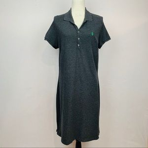 Ralph Lauren Sport Polo Dress Short Sleeve Sz XL